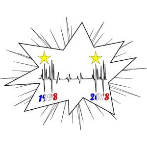 coupe du monde 2018 électrocardiogramme les bleus