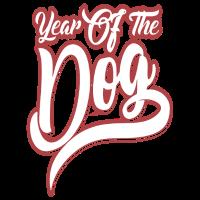 Jahr des Hundehemdes