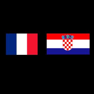 Frankreich Kroatien