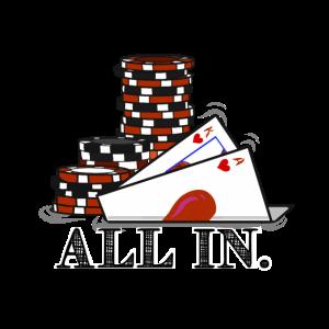 Poker Pokern Kartenspiel All in