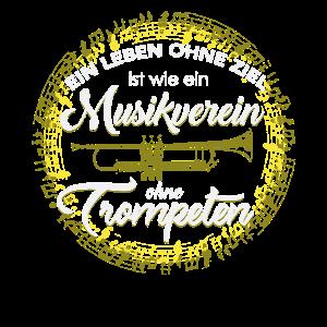 Ein Leben ohne Ziel Musikverein ohne Trompeten