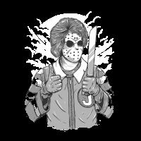Clown Killer / Halloween (0015)
