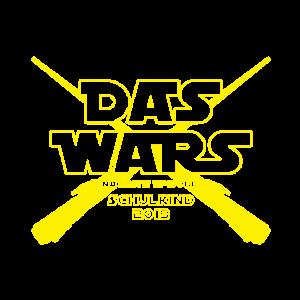 DAS WARS EINSCHULUNG
