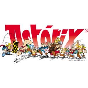 Asterix & Obelix départ course