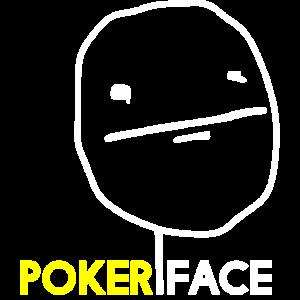pokerface -meme- stick figure - strichmännchen