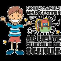 Schulanfang für Jungs - Kindergarten war gestern