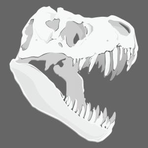 T-Rex Skull