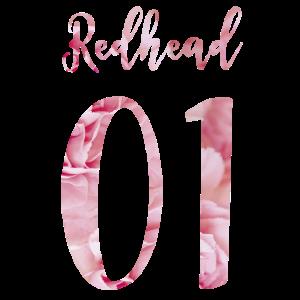 Redhead Geschenk für Freundinnen