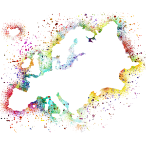 Europa Aquarell