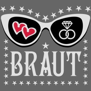 107 JGA Braut Herzen Diamant Ring Brille Glamour