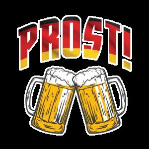 Oktoberfest - Prost Bayern Bier Feiern Geschenk