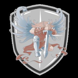 Engel Krieger Schutzengel