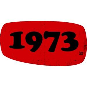 1973 retro number III vtgd