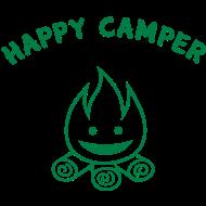 Design ~ Happy Camper T-shirt