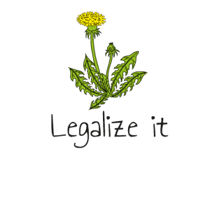 Legalize it weed