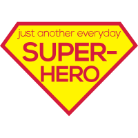 Alltäglicher Superheld