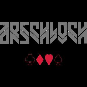 ARSCHLOCH - KARTENSPIEL - PAUSENHOF