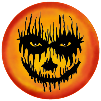 Halloween, Fratze, Gespenst, Spuck, gruselig