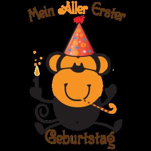1 Jahr Alt Eins Baby Babys Geburtstag Geschenkidee