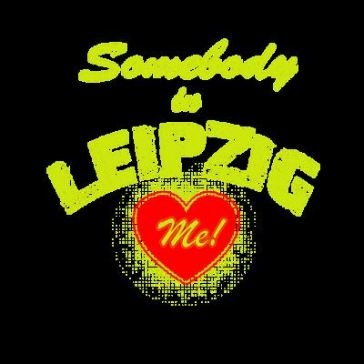 Leipzig - Leipzig - Leipzig Deutschland,Leipzig Vorwahl,Leipzig,Ich liebe Leipzig,Leipzig Fußball,Geschenk,Leipzig Skyline,Leipzig Stadt