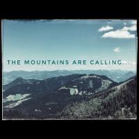 Die Berge rufen an