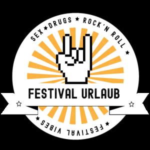 Festival Urlaub
