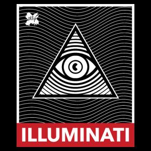 Illuminati illuminaten Geschenk Geschenkidee