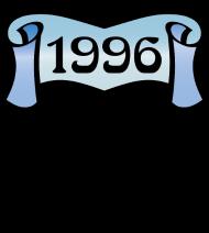 Jahrgang 1990 Geburtstagsshirt: 1996
