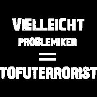 funny funny quotes Problemiker=Tofuterrorist funny
