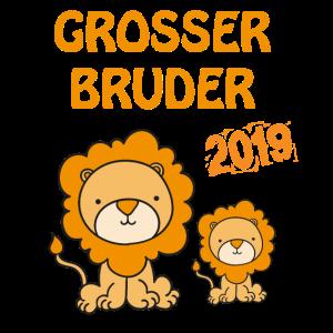 Großer Bruder Grosser Bruder 2019 T-Shirt