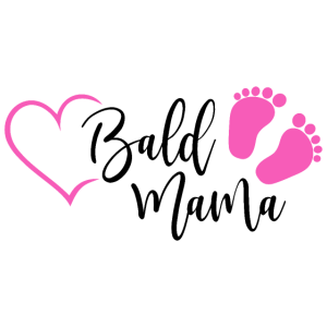 Bald Mama Baby Schwangerschaft Geburt Herz Mädchen