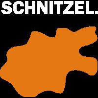 Schnitzel, lustiges Schnitzel-Motiv, T-Shirt