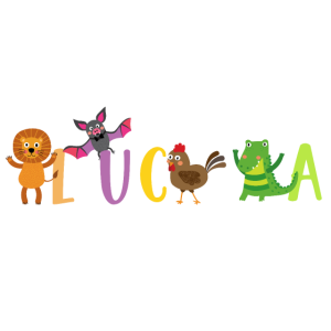 Luca Namensshirt Name T-Shirt by DRUCKPUNK
