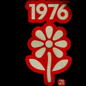 1976 withe flower vtgd