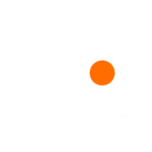 Welle mit Sonne
