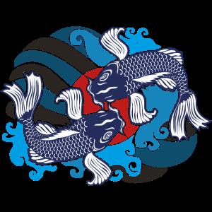 Japanischer Koi