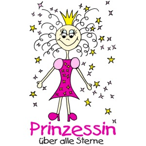 Prinzessin ueber alle Sterne