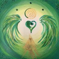 Herzengel der Heilung
