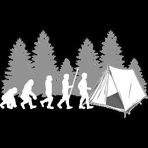 Camping Evolution - Camper Zelten Familie Urlaub