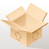 Nackt Sondlerin mit ihrem Metalldetektor