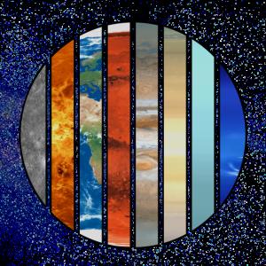 Planet Astronomie Sonnensystem Shirt