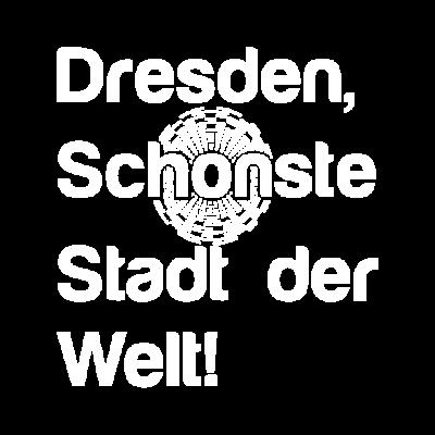 Dresden - Dresden - Ich liebe Dresden,Geschenk,Dresden Vorwahl,Dresden Stadt,Dresden Skyline,Dresden Deutschland,Dresden