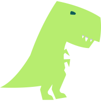 Tyrannosaurus Rex Dino T-Shirt