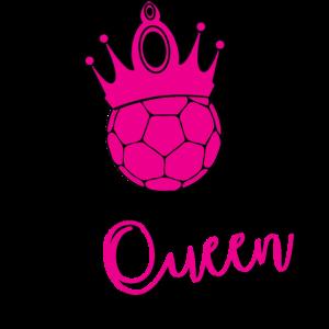 Handball Queen Teamsport Ballsport Krone Königin