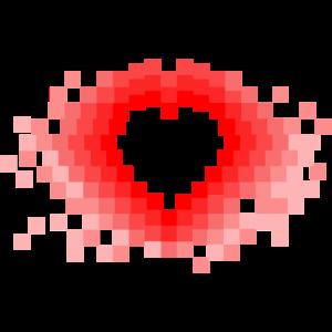 Pixel Herz
