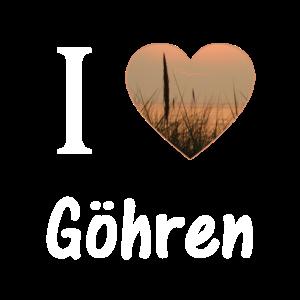 Herz Göhren Insel Rügen