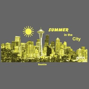 Summer Seattle City Space Needle USA