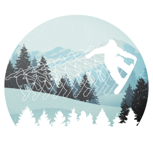 Snowboard Snowboarding Snowboardurlaub Snowboarder