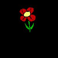 Blumenlogo