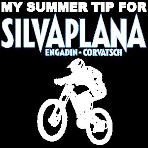 Mein Sommertip für Silvaplana Engadin Mountainbike